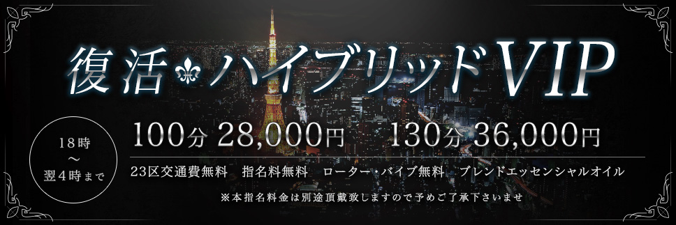 【復活・ハイブリッドVIP】