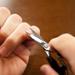 33)爪切り