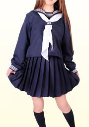 日本○子大附属 冬服