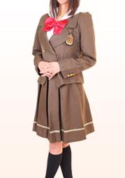 桜美◯高校 冬服