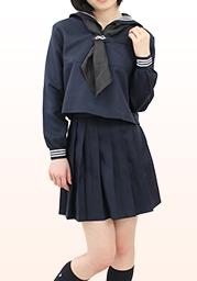 森○学園 冬服