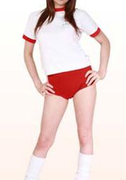 体操服(赤)