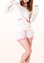 パジャマ(白)