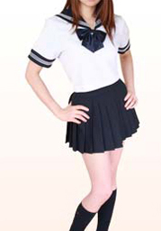 豊島◯女子学園 夏服
