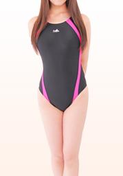 競泳水着(ピンク)