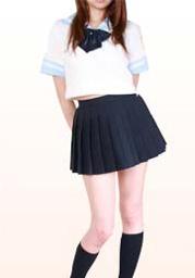 フェ○ス女学院高校 夏服